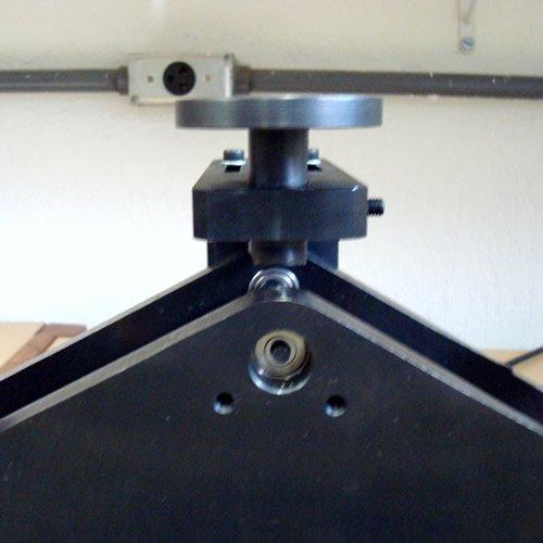 Dispositivo para ensaio de brassagem em cabo